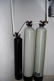 Water Softeners Are one of our specialities