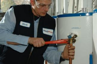 our Water heater repair team can handle it